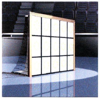 "Atmel: Хоккейный тренажер """