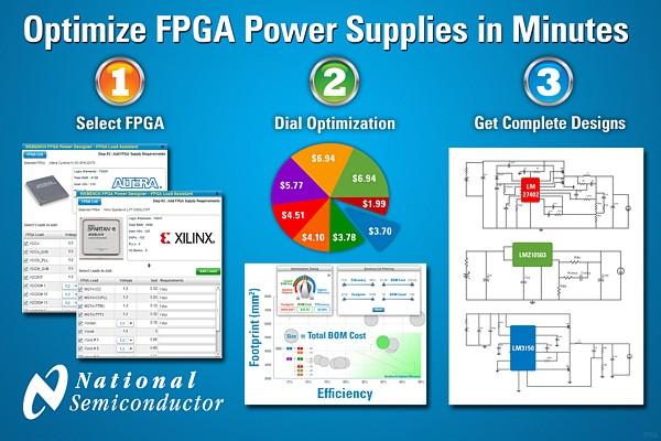новейших микросхем FPGA,