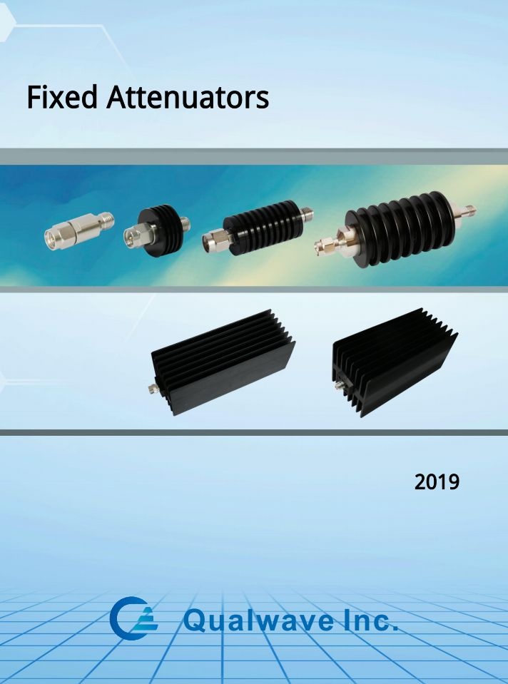 Qualwave Fixed Attenuators