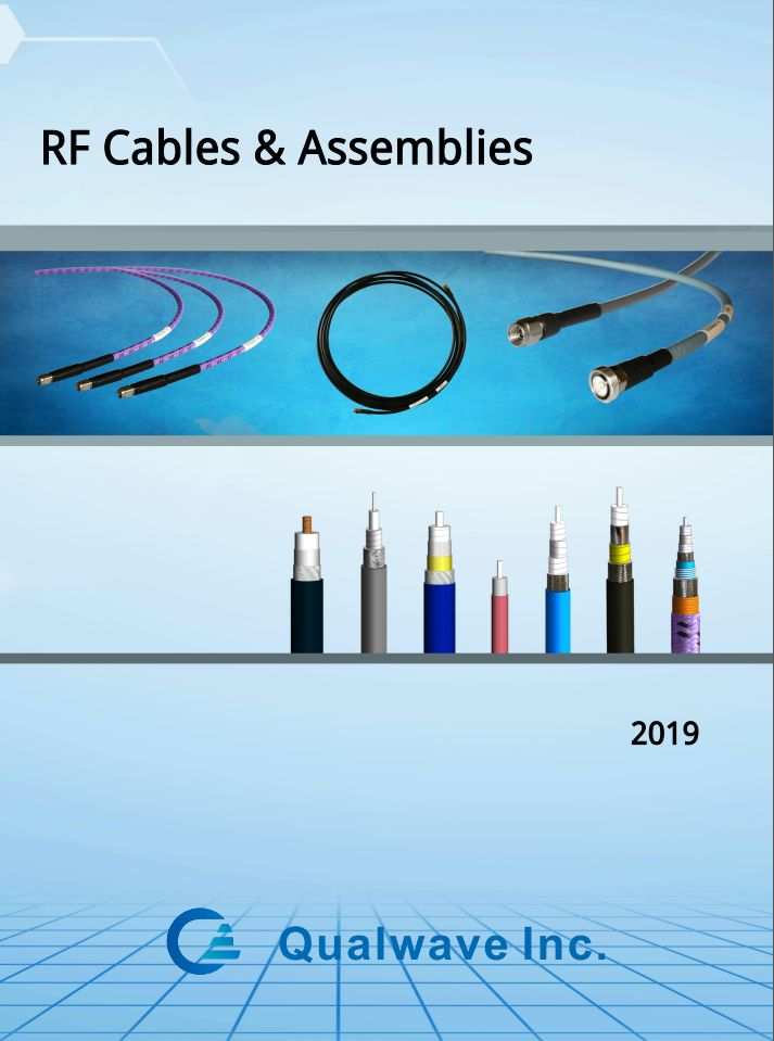 Qualwave RF-Cables-And-Assemblies