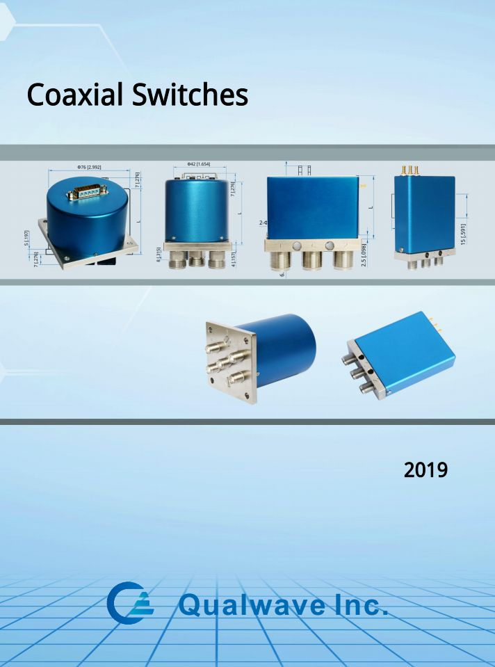 Qualwave RF-Coaxial-Switches