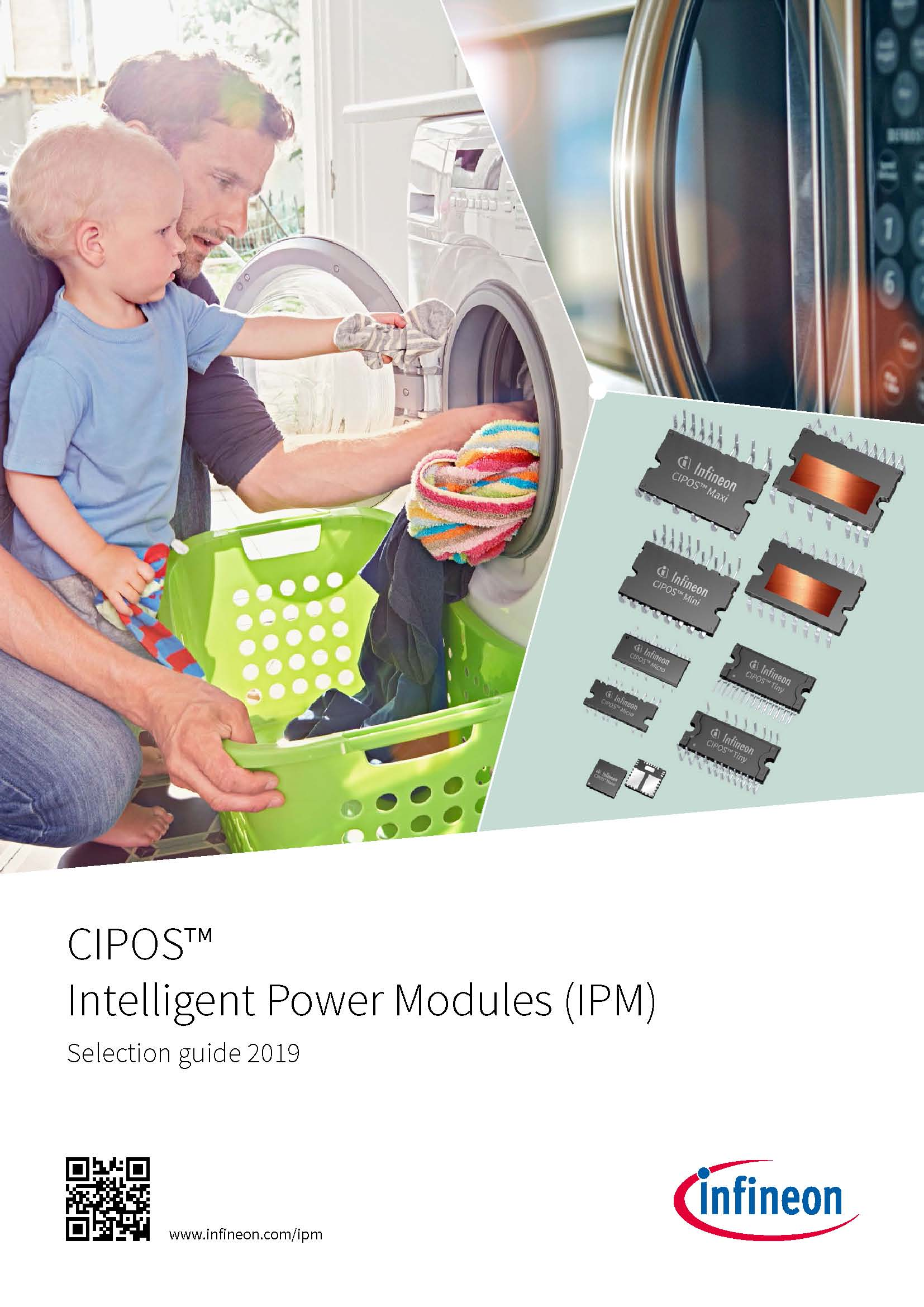 CIPOS™ Intelligent Power Modules (IPM)