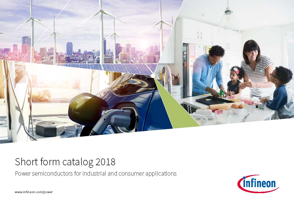 Infineon Short form catalog 2018