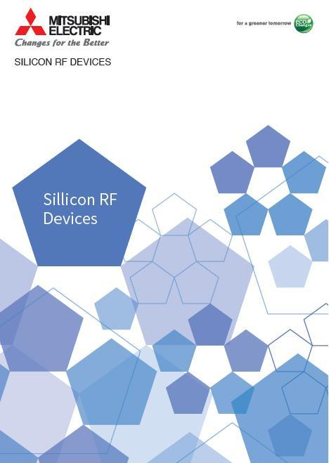 Mitsubishi. Silicon RF Devices