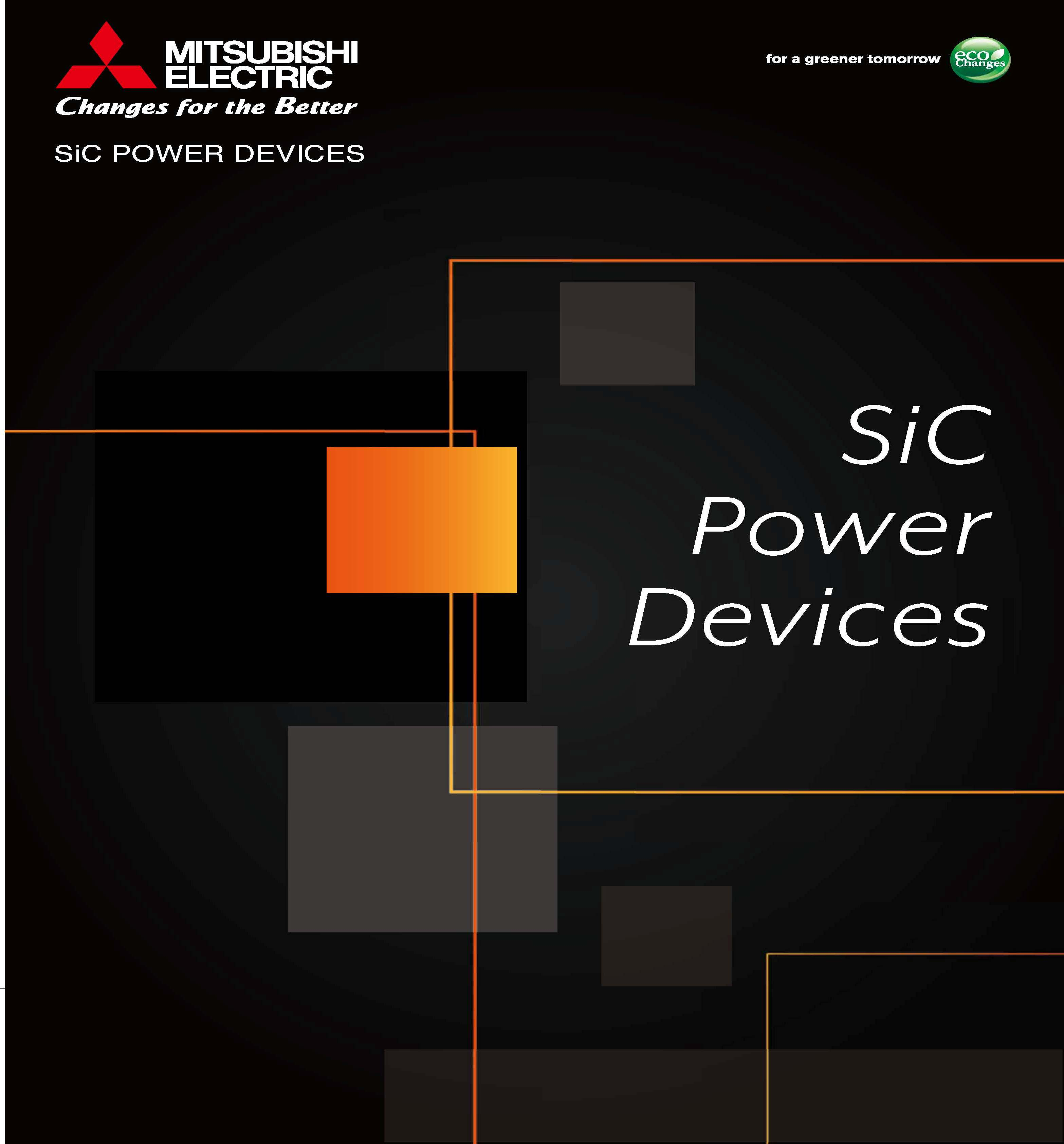 Mitsubishi SiC Power Devices