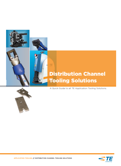Distribution Channel Tooling Solutions